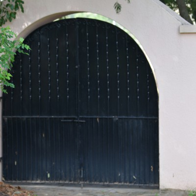 The Gate to Freedom, Madiba House, Victor Verster